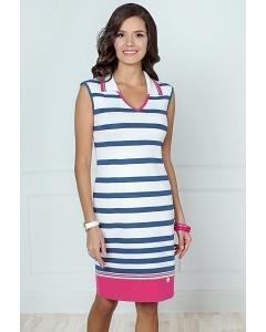 Летнее платье в полоску Andovers 406642