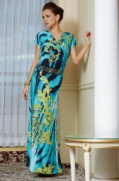 Длинное платье TopDesign Premium PA4 15