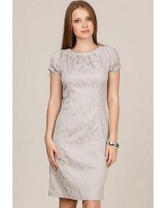 Платье серого цвета Remix 1853