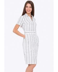 Платье-футляр Emka PL-629/dosifeya