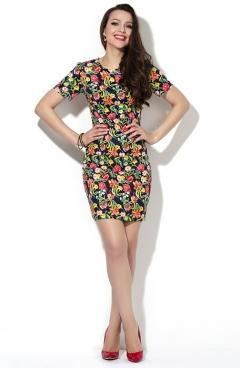 Летнее платье Donna Saggia DSP-87-8